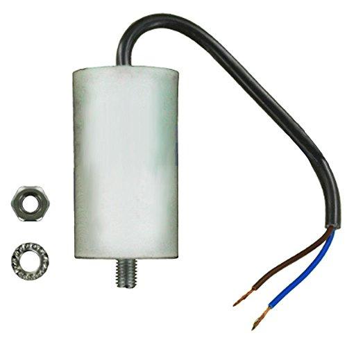 Condensador universal de arranque de electrodomésticos de SPARES2GO, de 2,5 uF a...