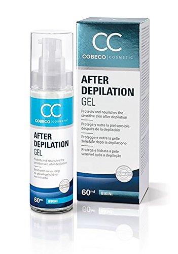 CC After Depilation Gel 60 ml Bikini pflegendes Gel nach der Enthaarung vorbeugend gegen Hautirritationen