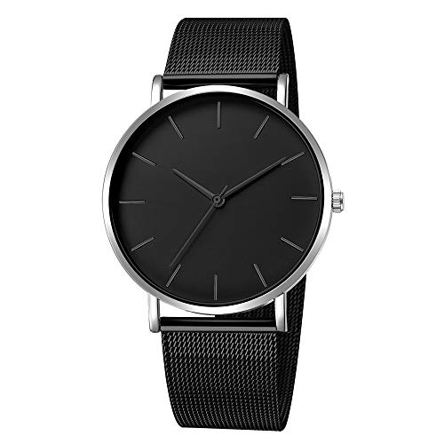IG-Invictus Mode Edelstahl männer Armee militär Sport Datum analog Quarz Armbanduhr 678 männer net mit Uhr Silber schwarz gürtel
