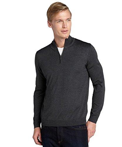 canali-k8190-71-half-zip-pullover-100-extrafine-merinos-wool-beige-48-beige