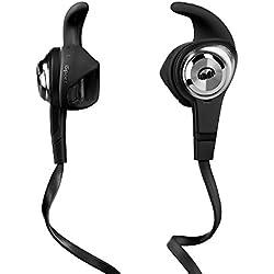 Monster iSport - Casque Sport Audio - Strive In-Ear Headphones - Isolation modérée des bruits extérieurs - Couleur Noire