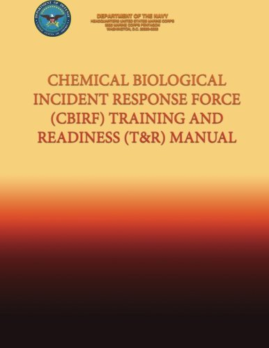 Chemical Biological Incident Response Force (Cbirf) Training and Readiness (T&r) Manual por Department of the Navy