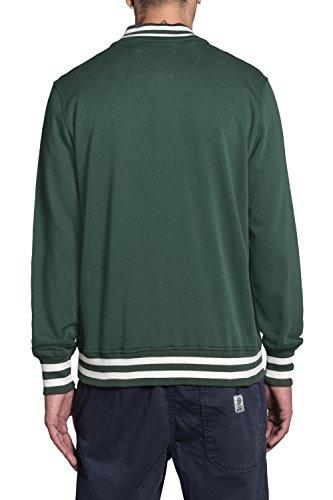 Franklin & Marshall - Sweatshirt FLMVA142ANW16 für mann, mit zwei taschen 0841 - FAIRWAY