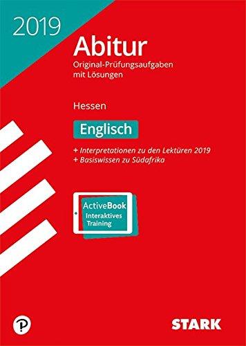 Abiturprüfung Hessen - Englisch GK/LK