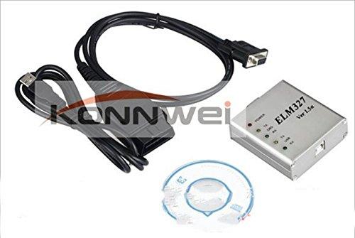 Alluminio di USB ELM327 auto diagnostica auto