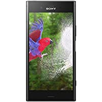 Sony Xperia XZ1 5.2 Inch HD Screen, Android 8.0 Oreo, UK SIM-Free Smartphone with 4Gb RAM and 64 GB Storage (Single SIM) - Black