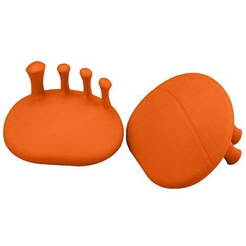 DerShogun Jelly Toe Fußtrainer Orange