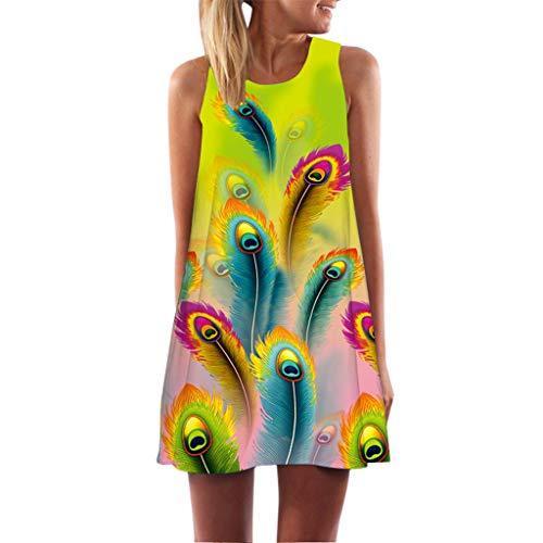 XuxMim Kleider Damen V-Ausschnitt Rückenfrei Neckholder Abendkleider Elegant Cocktailkleid Multi-Way Maxikleid Lang Chiffon Party Kleid(Grün-4,Small) - 4 C-messbecher