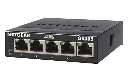 NETGEAR 5-Port Gigabit Ethernet ...