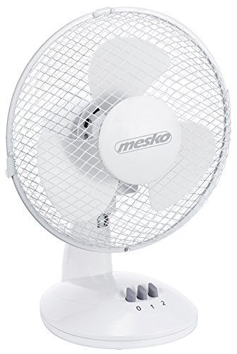 Mesko - Ventilador de sobremesa 23 cm