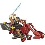 Star Wars - Playset Jedi Speeder y Anakin Skywalker (B3833)