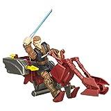 Star Wars – Hero Mashers – Action Figur - Anakin Skywalker Figur & Jedi Speeder