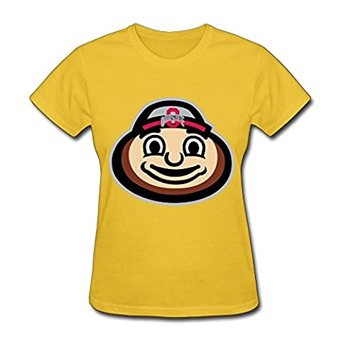 Nana-Custom Tees - T-Shirt - Femme - Noir - XXL