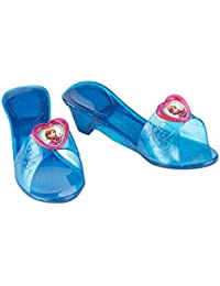 Rubie's Official Disney Frozen Anna Jelly Shoes, Child Costume - One Size