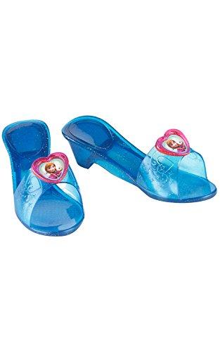 Rubie 's Disney Frozen Anna Jelly Schuhe, Kind Kostüm–EINE Größe (Disney Store Anna Kostüm)