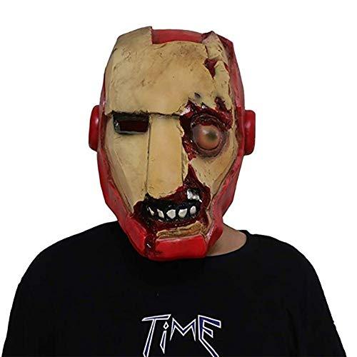 Halloween Maske Deluxe Iron Man Avengers Infinity Krieg Zombie Hero Latex Helm Kostüm Spielzeug der - Krieg Der Monster Kostüm