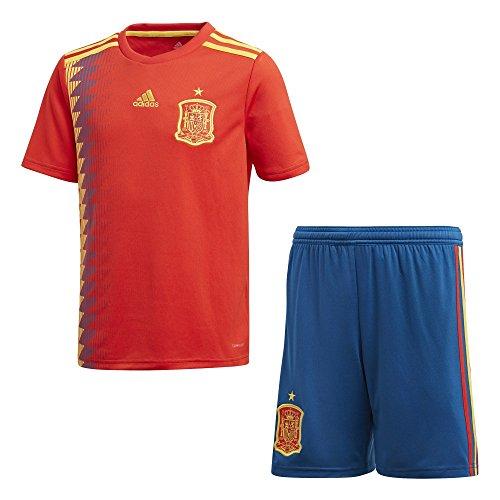 28fc0deb5965c Conjunto Adidas 1ª España Mundial 2018