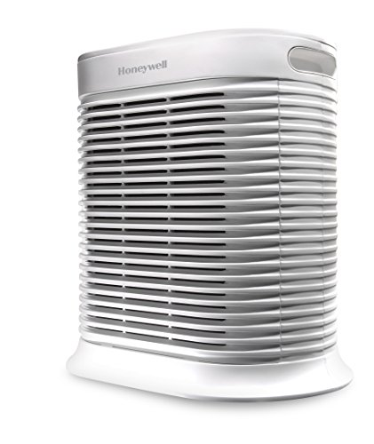 Honeywell HPA100WE4 14m² 33W Blanco - Purificador de aire (14 m², 170 m³, 8 h, 1,8 m, 99,97%, Blanco)