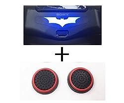AL Pacino Batman Led light bar decal sticker & thumb grip set
