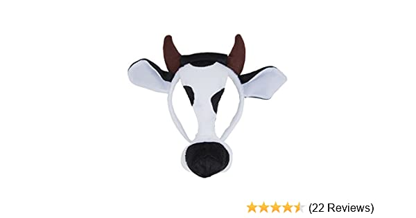 Donkey Or Lamb Sheep Set Mask Tail Nativity Animals Fancy Dress Children