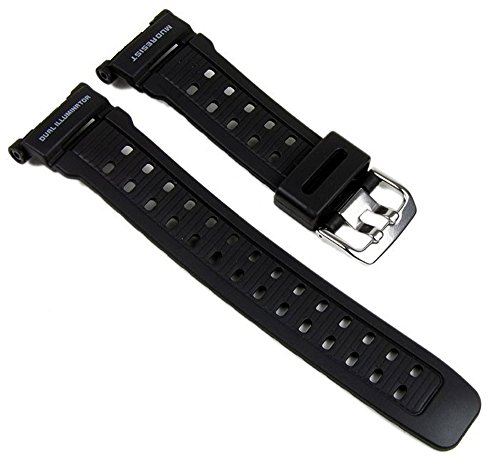 Genuine Casio Replacement Watch Strap 10237942 for Casio Watch G-9000