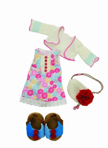 Manhattan Toy Lilydoll Dressing Up Party Outfit for your Lilydoll, from Manhattan Toy