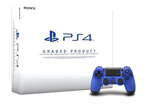 PlayStation 4 500 Gb B (Ricondizionato Certificato) + Controller Dualshock 4 Wireless Blue aggiuntivo