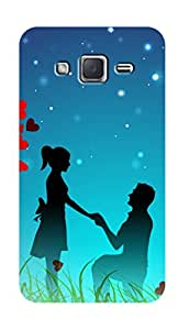 SWAG my CASE PRINTED BACK COVER FOR SAMSUNG GALAXY J2 Multicolor