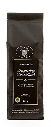 Paulsen Tee Schwarzer Tee Darjeeling First Flush 250g