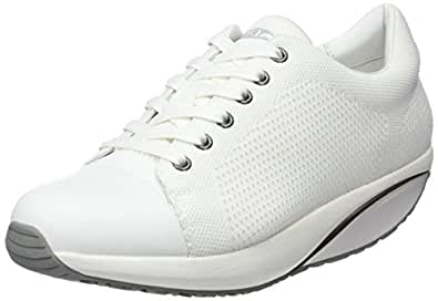 MBT Nico 8 W, Chaussures de Fitness Femme, Blanc (White 16), 38 EU