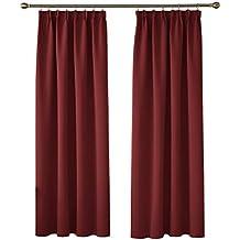 Suchergebnis auf Amazon.de für: rote gardinen