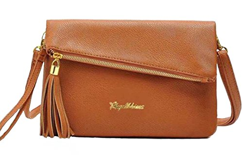 Womens Fashion Handbags Two Straps One Adjustable Removable Shoulder Strap Combined With One Removable Hand Strap...