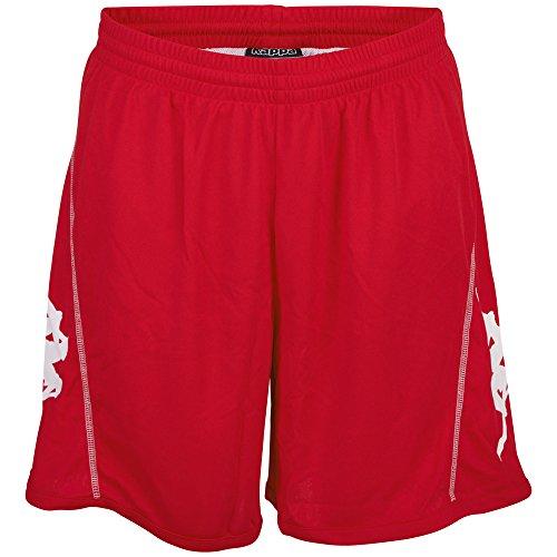 kappa-herren-ariston-shorts-tomato-l