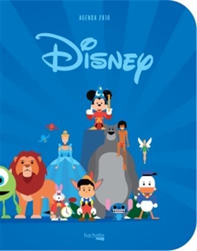 Agenda Disney Graphics 2018 (Heroes)