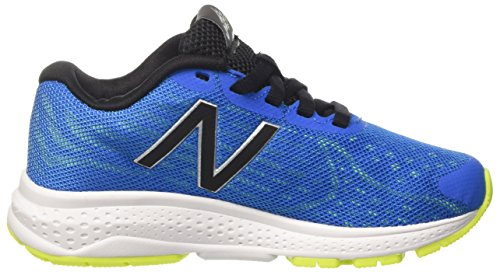 New Balance Vazee Rush V2, Baskets Basses Mixte Enfant Bleu (Blue)