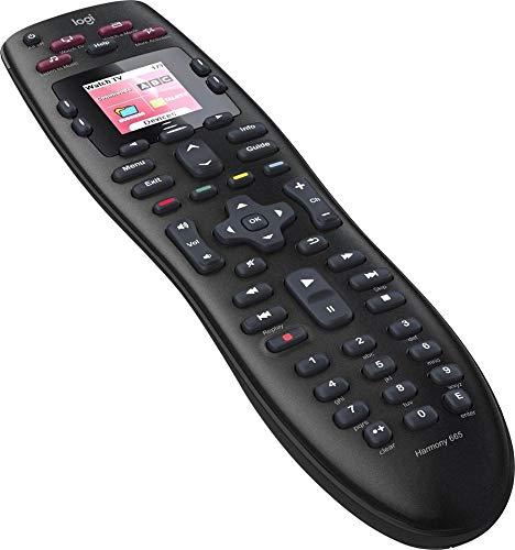 Logitech Harmony 665 Advanced Remote Control RF...
