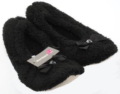KS, Pantofole donna Nero (nero)