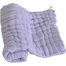 babysbreath17 Suave Gasa de algodón sólido del bebé pañuelo de los niños para bebé recién Nacido