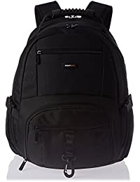 AmazonBasics Explorer Laptop Backpack - Fits Up To 15-Inch Laptops