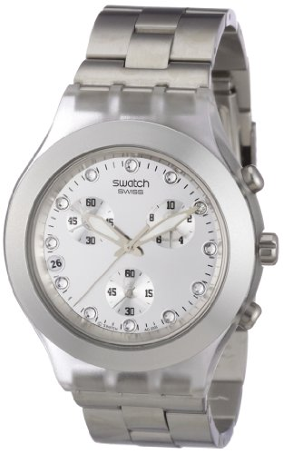 Swatch-Mens-Chronograph-Watch-Core-Collection-Full-Blooded-Silver-SVCK4038G