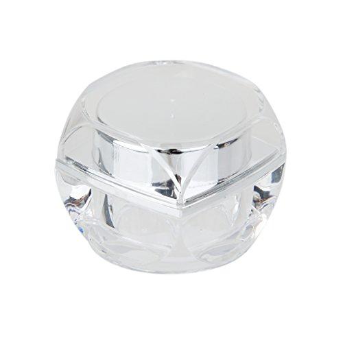 5g Bouteille Flacon Vide Cosmétique pour Nail Art Maquillage Récipient de Crème
