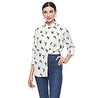 BRAVE SOUL Shirts For Women 22 UK, White