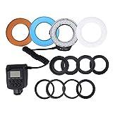 Mavis Laven Ringblitzlicht, speziell für die Verwendung im Bereich tragbarer LED-Ringblitze mit...
