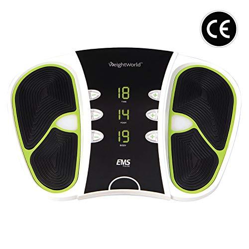 Appareil Masseur Pieds Stimulateur Circulatoire Electrique NOUVELLE GÉNÉRATION - Machine à Circulation Sanguine Maxmedix - Massage Contre les Jambes lourdes - 99 Niveaux d'Intensité -25