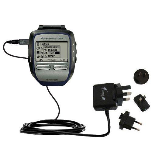 caricabatterie-10w-ac-da-muro-mondiale-compatibile-con-garmin-forerunner-205-con-tecnologia-power-sl
