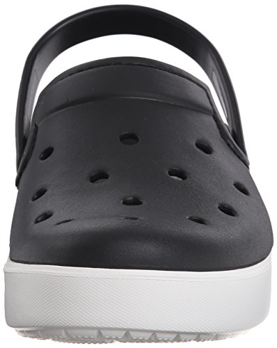 Crocs Unisex Citilane Flash-Mule Black/White