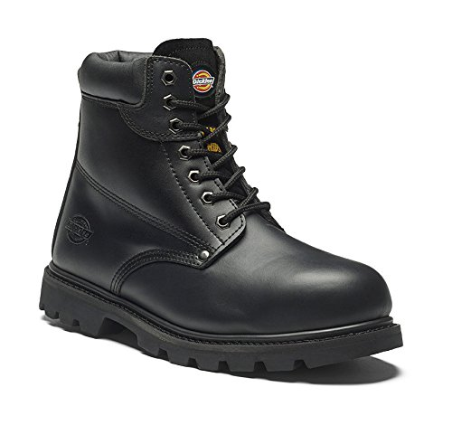 Dickies Cleveland Sicherheitsstiefel SB-P, Gr. 42 EU (8 UK), Beige (Honig) (All Boot Leder Season)
