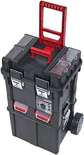 Preisvergleich Produktbild Vintec Werkzeugtrolley VT WTC schwarz 73520