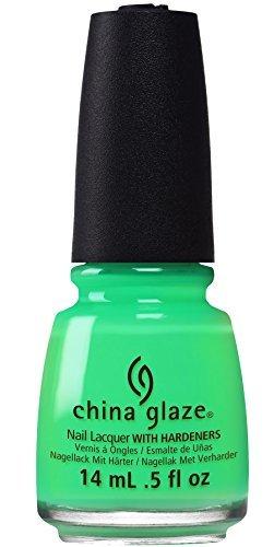 China Glaze Esmalte uñas endurecedores - Colección