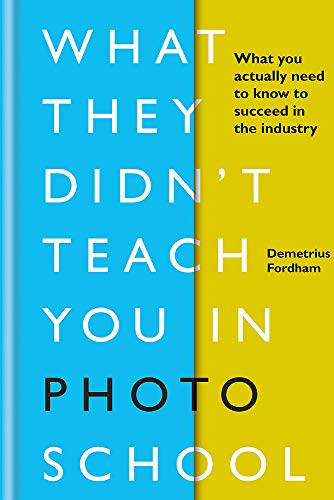 What They Didn't Teach You in Photo School: What you actually need to know to succeed in the industry (What They Didn't Teach You In School)